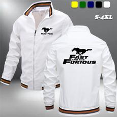 Casual Jackets, Fashion, zipperjacket, Men