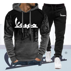 Fashion, pullover hoodie, pants, Spring