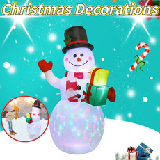 airblowninflatable, snowmandecoration, Toy, led