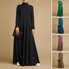 dressesforwomen, Autumn Dress, ribknitdres, turtleneck