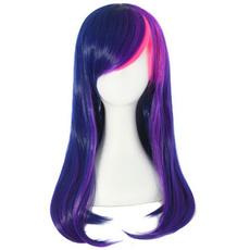 wig, hightemperaturesilk, Cosplay, Co
