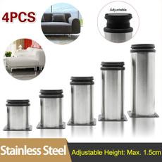 Steel, Home & Kitchen, furniturefeet, furnitureleg