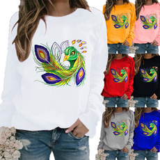 Plus Size, pullover sweater, Long Sleeve, winter fashion