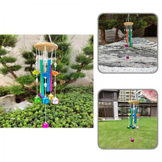 Decor, Colorful, Bell, windbell