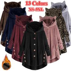 fur coat, cardigan, Winter, Sleeve