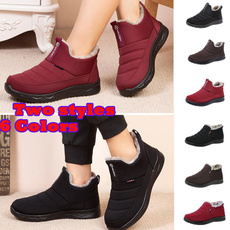 ankle boots, Mens Boots, женщиныботинки, Waterproof