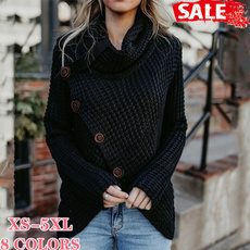 Plus Size, cardigan, Fashion Sweater, Long sleeved