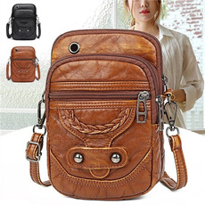 Shoulder Bags, Bags, leather, Wallet