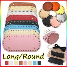 Knitting, diymaterial, bagbottom, Bags