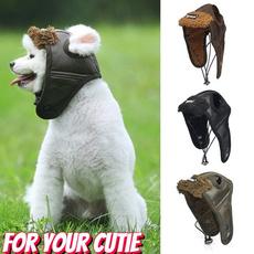 cuteaviatorcap, Cosplay, Winter, puppycap
