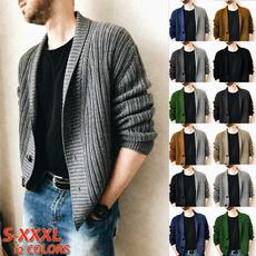 buttoncardigan, cardigan, Coat, Winter