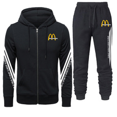 hooded, Fashion, pants, fitnesssuit