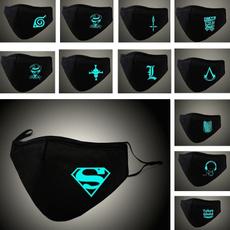 Glow, Masks, gamefan, Dark