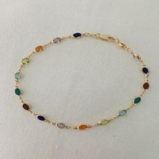 rainbow, cuff bracelet, Fashion, Jewelry