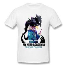 myheroacademia, tokoyamifumikagetshirt, Fashion, Breathable