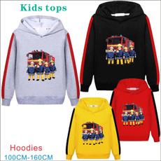 Boy, Fleece, hooded, Hoodies