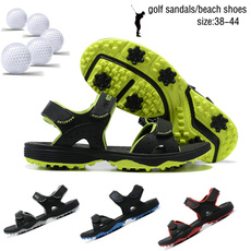Summer, Hiking, Sandals, Golf