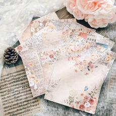 albumpaper, Scrapbooking, Lace, handmadepaper