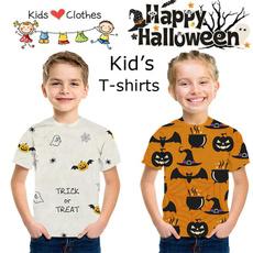 childrentshirt, personalitytshirt, Tops, summer t-shirts