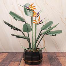 flowermodeltoy, flowerbrick, Bouquet, plantsbricsk