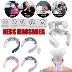 pulsemassager, physiotherapymachine, electricmassager, Necks