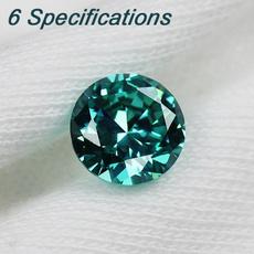 Blues, DIAMOND, Jewelry, paraiba