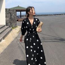 Summer, korea, korean style, Dress