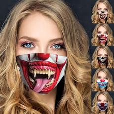 festivalmask, monsterfacemask, Festival, Halloween