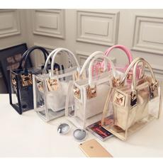Shoulder Bags, korea, Crystal, phone bags & cases