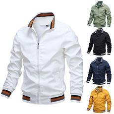 Casual Jackets, Fashion, Army, Coat