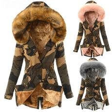 fur coat, Fashion, parkajacket, Winter
