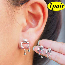 Goth, Fashion, Stud, Stud Earring