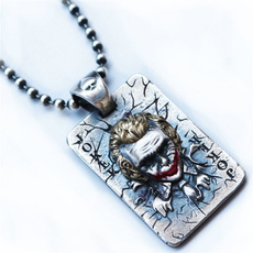 Goth, hip hop jewelry, punk necklace, Chain