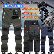 Fashion, Fleece, Outdoor, men trousers