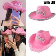 Fashion, woolcap, Cowgirl, Fedora