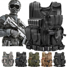 Vest, Outdoor, tacticalvest, Combat