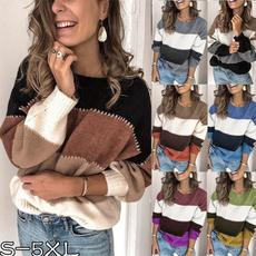 Fashion, Long Sleeve, knitted, Women's Fashion