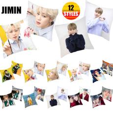 K-Pop, 박지민, pillowcasehome, printedpillowcase