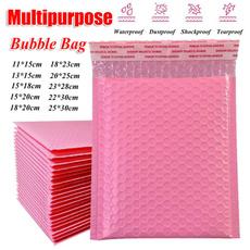 pink, bubblebag, sealedbag, Waterproof