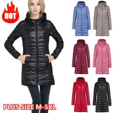 Jacket, hooded, Winter, Coat