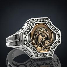 vintage ring, Women Ring, 925 silver rings, retro ring