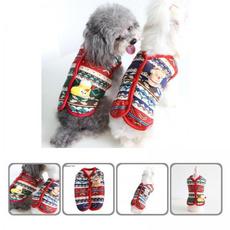 Coat, puppy, Christmas