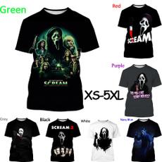 ghost, Mens T Shirt, horrormovie, Sleeve