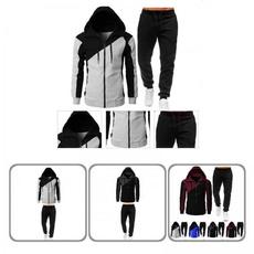 hooded, Sleeve, Long Sleeve, hoodiesuit