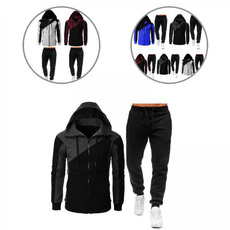 hooded, Simple, hoodiesuit, coatsuit