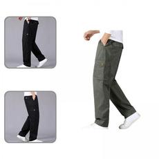 elastic waist, Waist, causalpant, pants