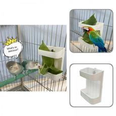 birdbucket, birdbowl, solid, wearresistant