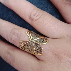 Sterling, butterfly, Fashion, Jewelry