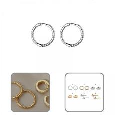 Copper, earrings jewelry, Hoop Earring, Stud Earring
