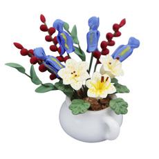 Mini, Plants, dollhouseflowerpot, 112dollhouse